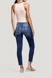 DL1961 Margaux Mini Jeans - Front full body