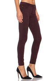 Shoptiques Product: Margaux Sangria Skinnies - Side cropped