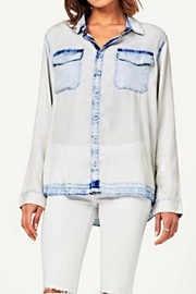 DL1961 Spring Bleached Denim - Product Mini Image