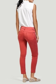 DL 1961 Coral Ankle Skinny Jeans - Back cropped