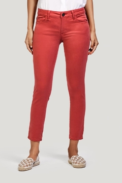 Shoptiques Product: Coral Ankle Skinny Jeans