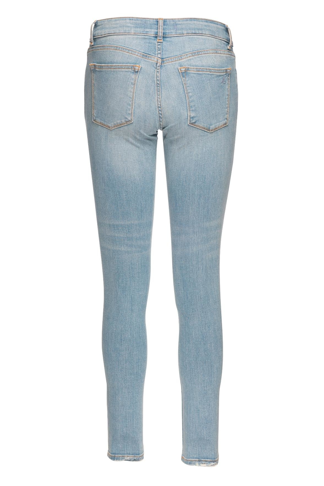 DL 1961 Emma Power Jeans - Front Full Image