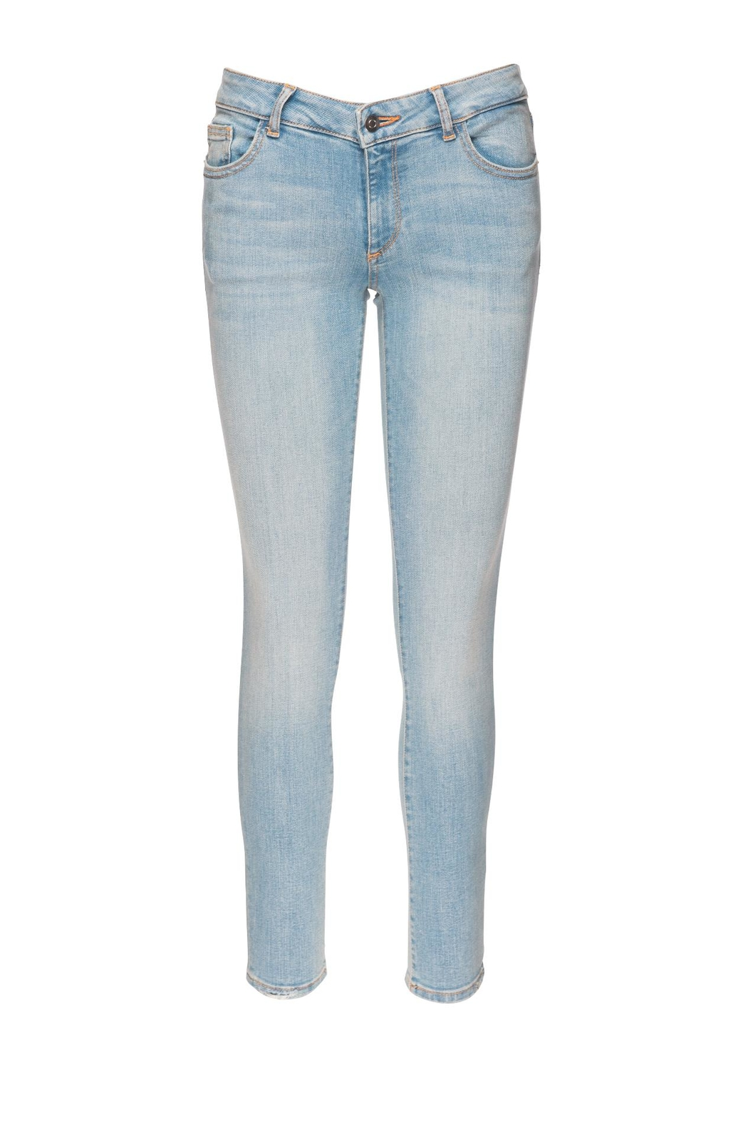 DL 1961 Emma Power Jeans - Main Image