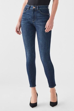 DL 1961 Farrow Graham Highrise Skinny - Product List Image