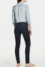 DL 1961 Florence Skinny Warner Jeans - Back cropped