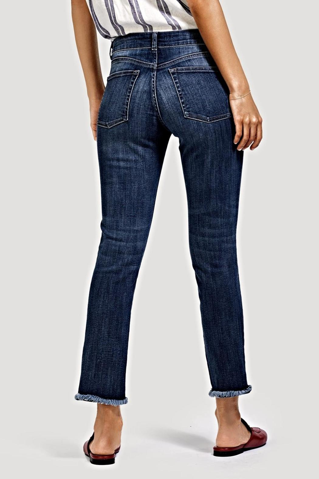 DL 1961 Mara Straight Jeans - Side Cropped Image