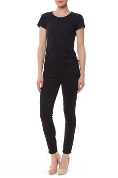 Shoptiques Product: Ink Black Skinny Jean