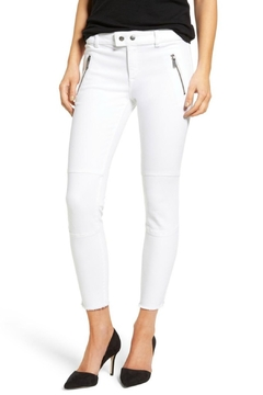 DL 1961 White Florence Crop - Product List Image