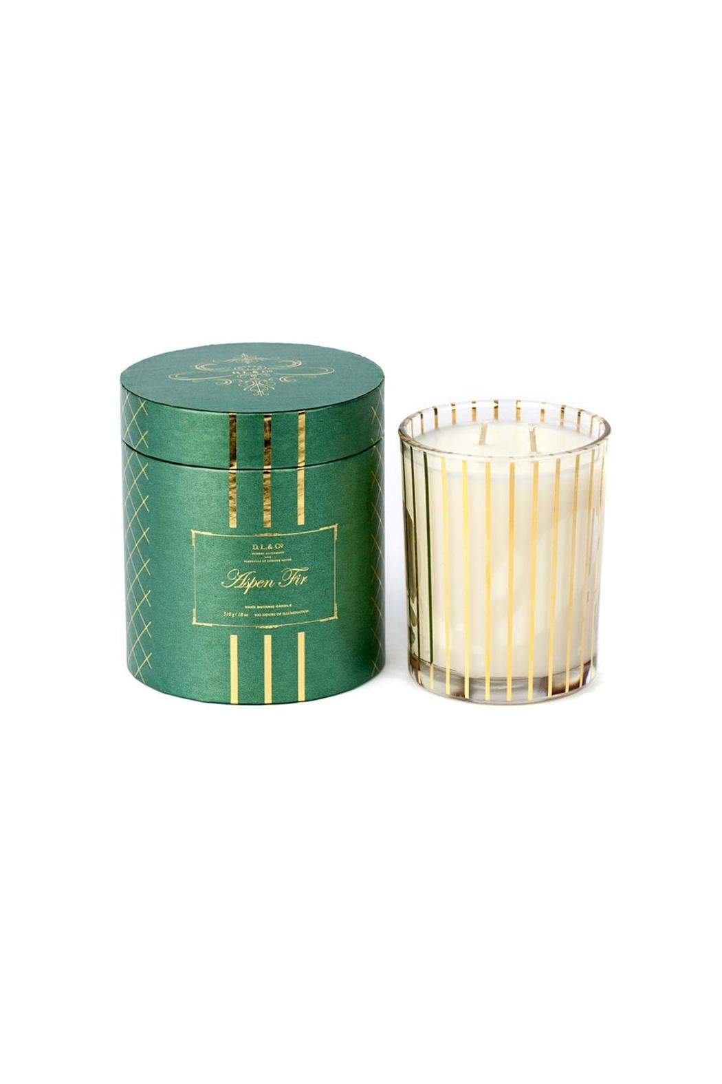 DL And Company Aspen Fir Candle - Main Image