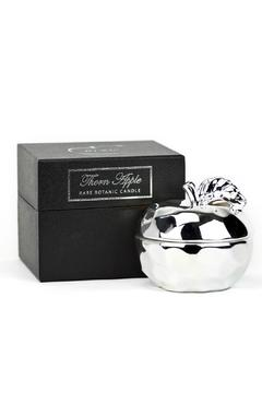 Shoptiques Product: Thorn Apple Silver Candle