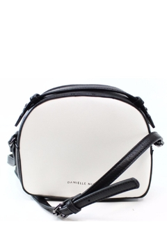 Danielle Nicole Black/white Carson Crossbody - Alternate List Image