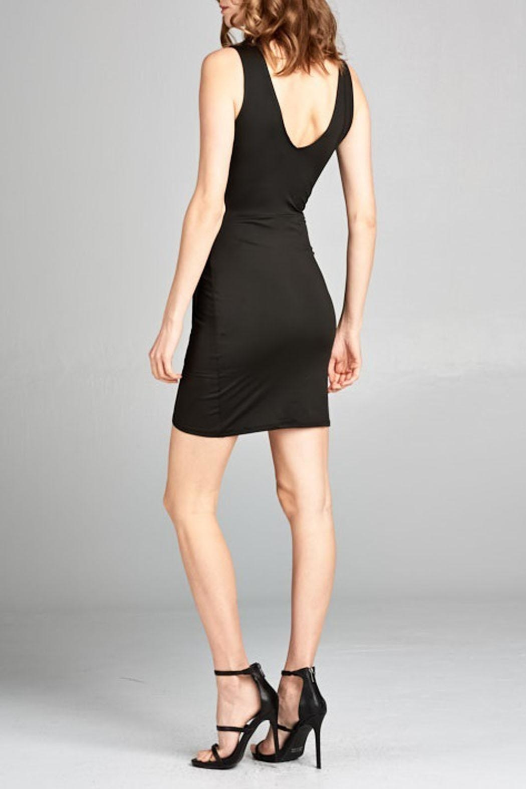 DNA Couture The Perfect Lbd - Back Cropped Image