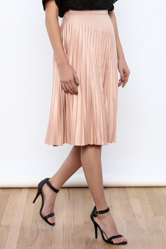 Shoptiques Product: Accordion Pleated Skirt