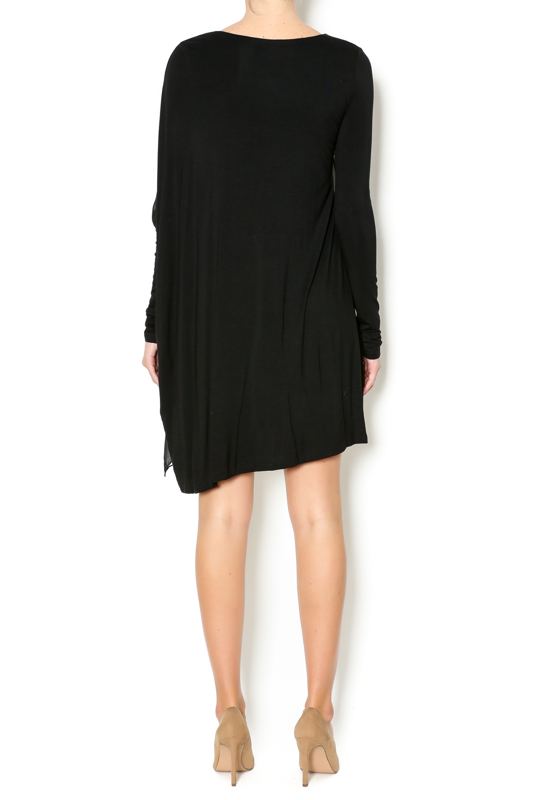 Do Amp Be Asymmetrical Layered Dress From New Jersey By