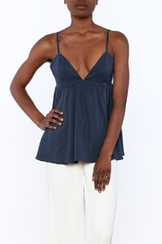 Do & Be Babydoll Sleeveless Top - Product Mini Image