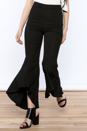 Shoptiques Product: Black Bell Pants