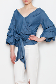 Do & Be Bubble Sleeve Top - Other