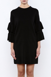 Do & Be Butterfly Sleeve Dress - Side cropped