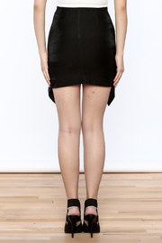 Do & Be Modern Black Skirt - Back cropped