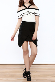 Do & Be Modern Black Skirt - Front full body