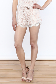 Do & Be Lace Shorts - Product Mini Image