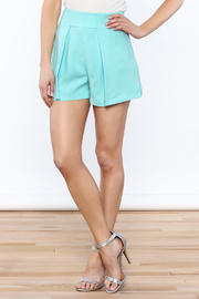 Do & Be Powder Blue Shorts - Product Mini Image