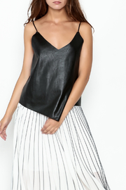 Do & Be Leather Top - Product Mini Image