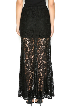 Do & Be Mermaid Lace Maxi Skirt - Alternate List Image