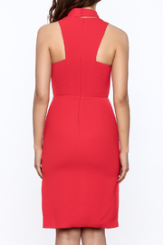Do & Be Open Front Dress - Back cropped