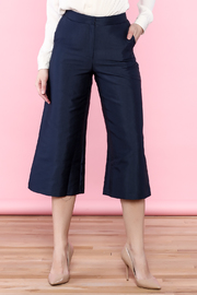 Do & Be Party Wide Leg Culottes - Product Mini Image