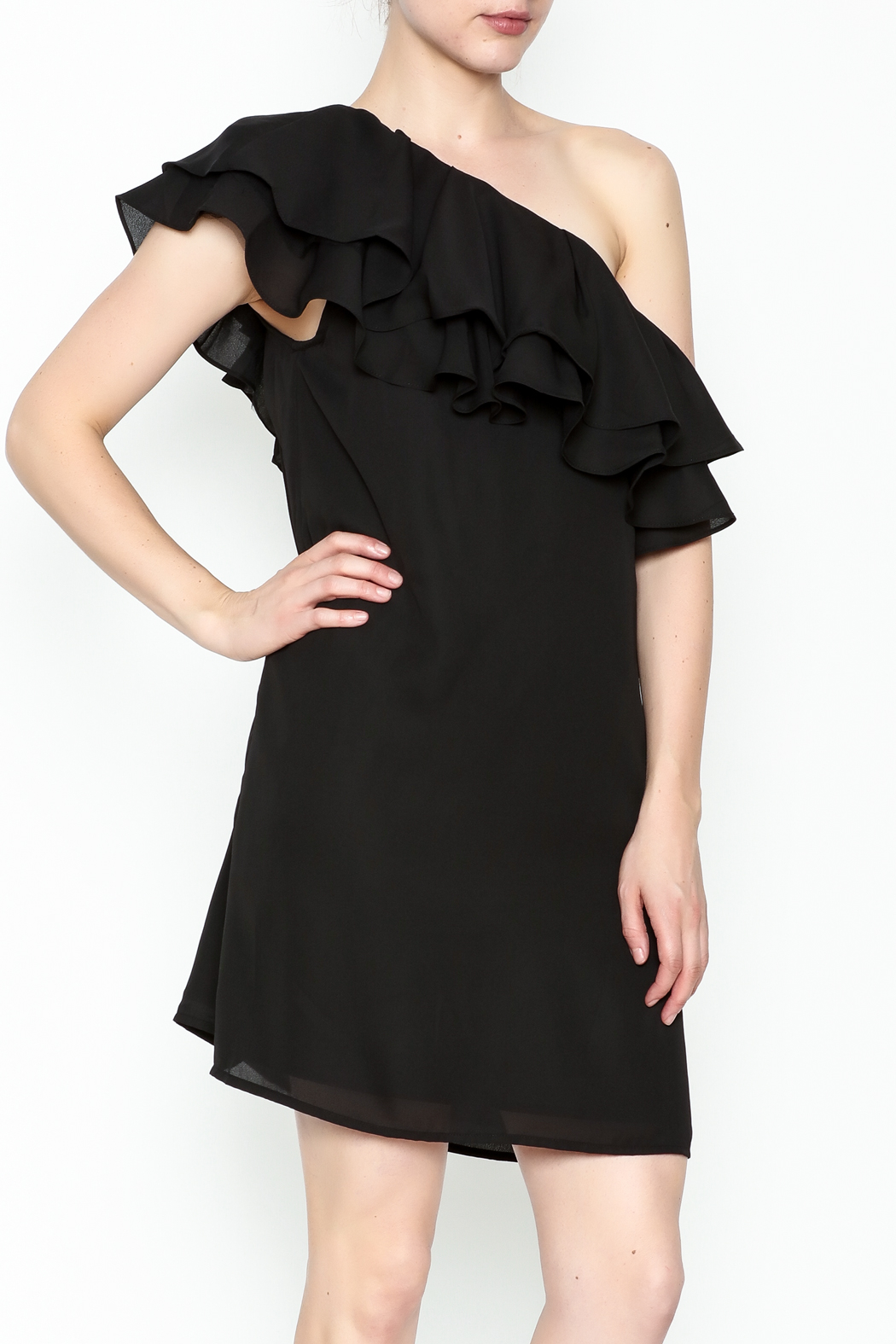 Do & Be Ruffle Me Dress - Main Image