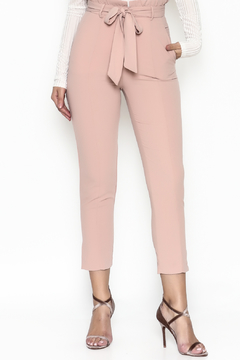Do & Be Ruffle Waist Trouser - Product List Image