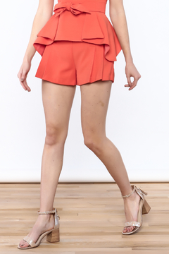 Do & Be High Waist Shorts - Product List Image