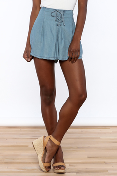 Shoptiques Product: High Waist Swing Shorts