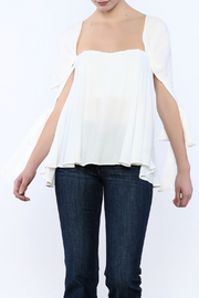 Shoptiques Product: Swing Top With Tie
