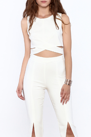 Do & Be Tie Crop Top - Product Mini Image