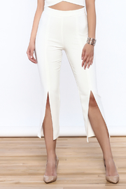 Do & Be White Pant - Product Mini Image