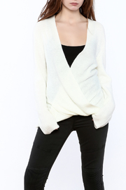 Do & Be Crisscross Sweater - Product Mini Image