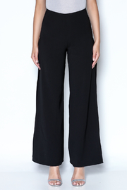 Do-Be Lace Insert Pants - Front full body