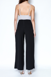 Do-Be Lace Insert Pants - Other