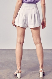 Do+Be Collection  Pleated Detail Shorts - Other