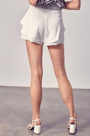 Do+Be Collection  Tiered Detail Skort - Other