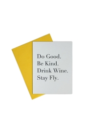 LA Trading Co. Do Good Card - Product Mini Image