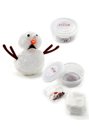 Giftcraft Inc.  Do It Yourself Snowman - Front cropped
