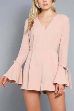 Do & Be Blush Romper - Product List Image