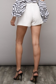 Do & Be Bow Front Shorts - Front full body