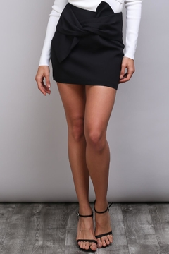 Do & Be Bow Mini Skirt - Product List Image