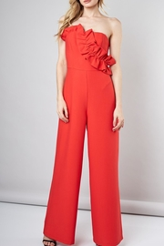 Do & Be Camilla Ruffled Jumpsuit - Product Mini Image