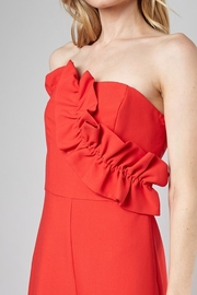 Do & Be Camilla Ruffled Jumpsuit - Back cropped