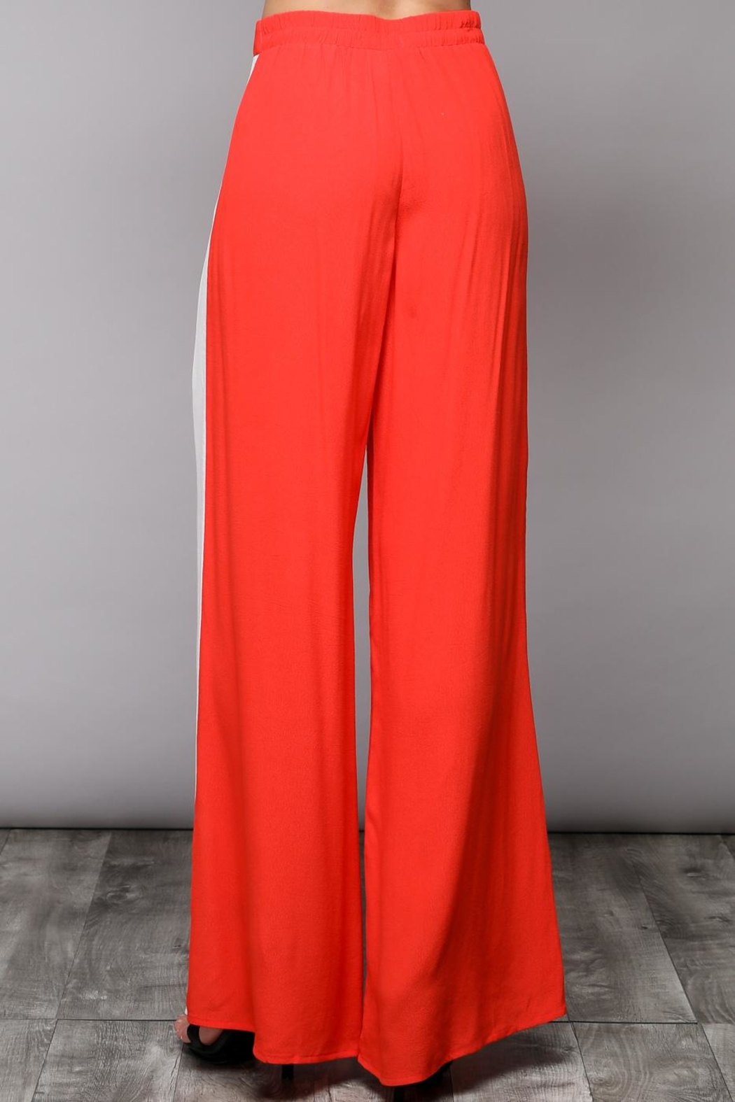 Do & Be Colorblock Pants - Front Full Image